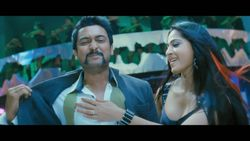 Anushka Shetty Hot Boobs & Navel Song in Singham 2 (Singham Dance) HD