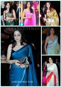 Sreedevi Saree Fashion | sareetimes