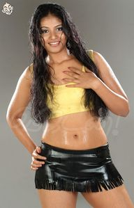 tamil actress navel and hot pics: tamil actress anjali hottest steamin