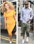 Husband Jay Z R Were Enjoying A Day Out In The Sun London Today