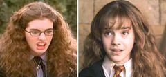 Mia Thermopolis (Anne Hathaway) in The Princess Diaries , or