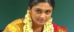 sreeja chandran she was known as tv serial actress from kerala all of