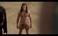 EvilTwin's Male Film & TV Screencaps: Spartacus: Blood and Sand 1x08