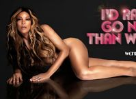 Welcome To CorrectYans: PHOTOS: Wendy Williams Goes Nude For P E T A