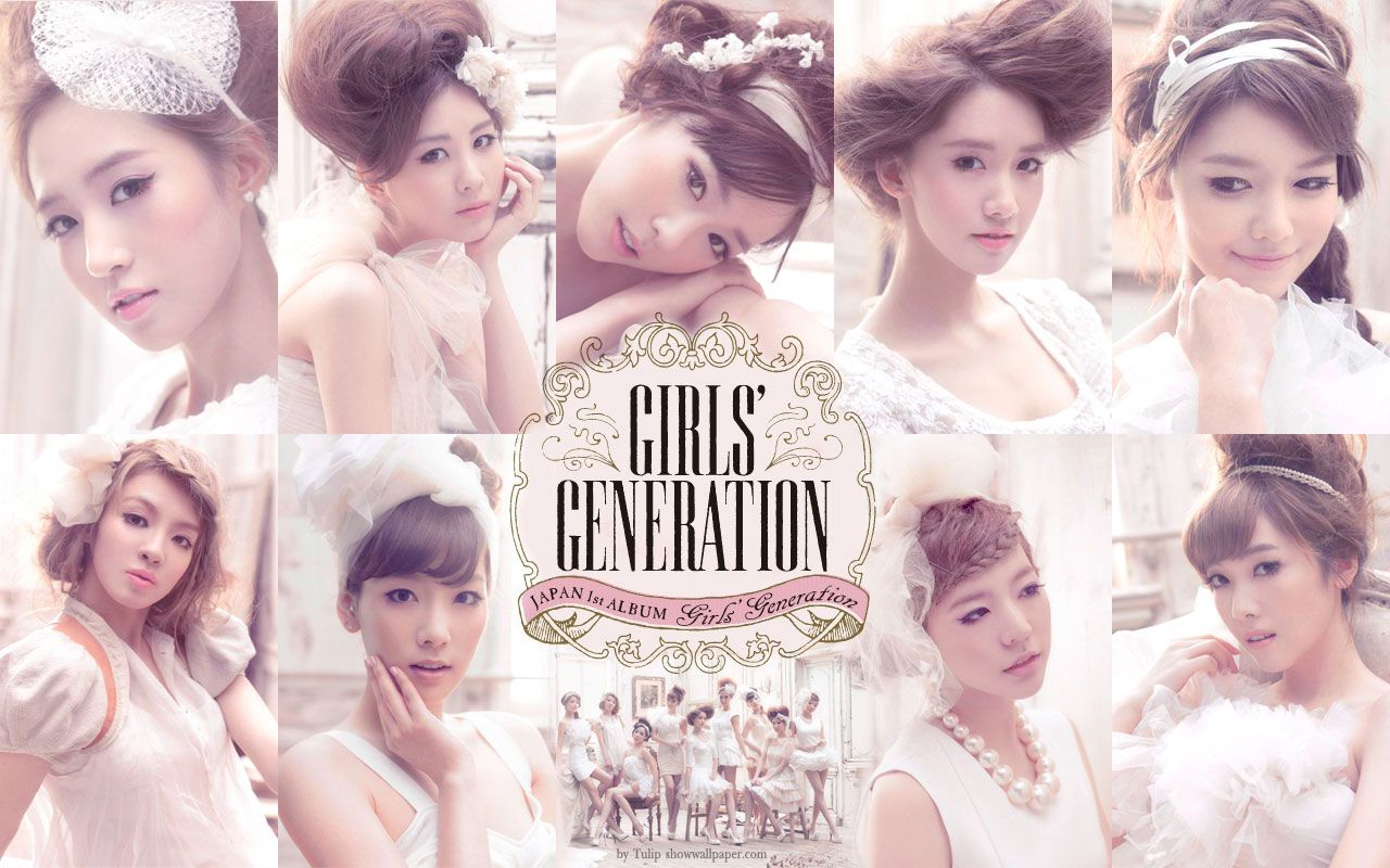 Girls Generation 2011 Album