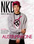 Austin Mahone Day: Austin Mahone Enero De 2013 En Revista Naked