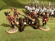 page (Glenbrook Games): Minden Austrian Seven Years War Commission