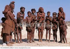TRIP DOWN MEMORY LANE: HIMBA PEOPLE: AFRICA`S MOST FASHIONABLE TRIBE