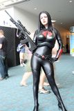 So Hot! Cosplay: GI Joe Baroness collection