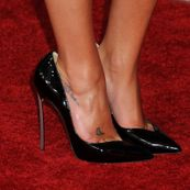 The Toe Cleavage Blog: 2011 TV Season  Lea Michele