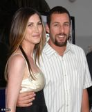 Adam Sandler With His Wife PhotosImages | Hollywood