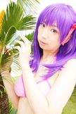 Fate/Stay Night Sakura Matou Bikini Cosplay by Sachi Budou