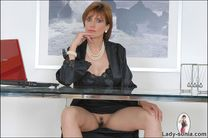 mature lovers: Lady Sonia Masturbatrix Archives (Part 14)
