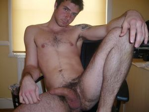 All Natural Male: Straight Amateurs