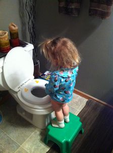 My Little Birdies Told Me: Potty Trainingthis child WILL make it
