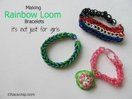 do you have a rainbow loom bracelet kit fun loom rubber band bracelet