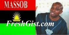 Owerri bombs: MASSOB vows to Fight Back If SouthEast Comes Under