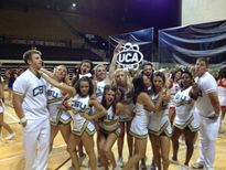 College Cheerleader Heaven: Colorado State Cheerleader Group Pics
