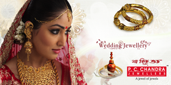 avishek: P C Chandra Wedding Campaign
