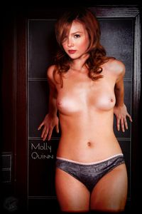 Molly Quinn | best fakes of