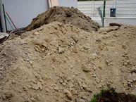 Hlina na vyhodenie / Rubbish soil