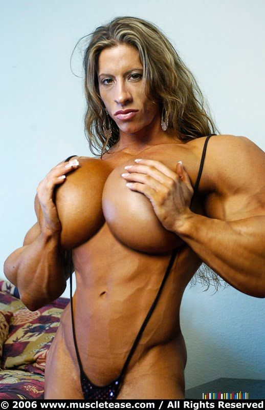 Angela Salvagno 15 Female Bodybuilder