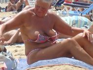 Traveling Circus: Topless Sunbathing