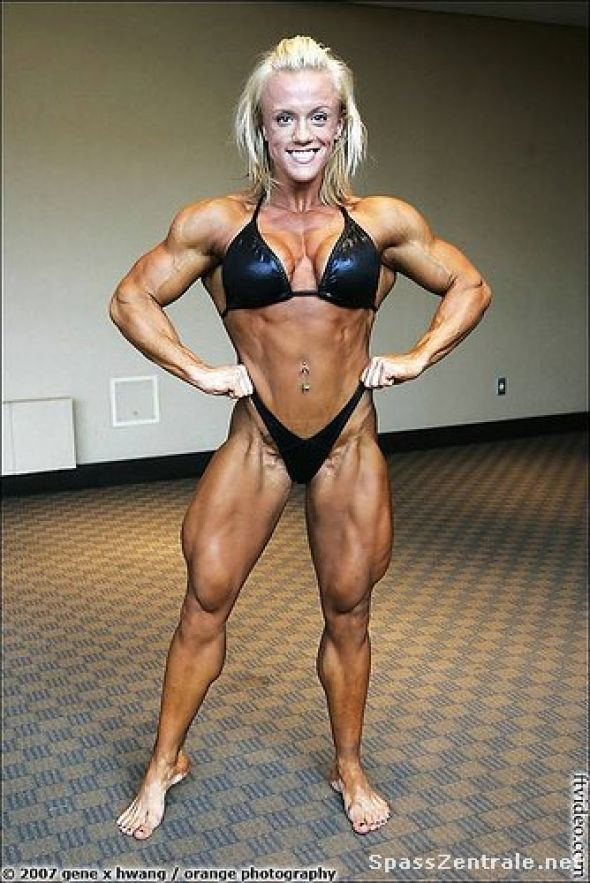 Lesbian Female Bodybuilders 2
