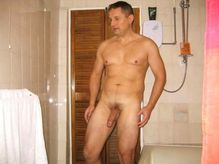 shower dad