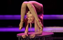 Video of Zlata Amazing Contortions