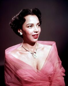 lindas divas fotos coloridas celebridades do cinema dorothy dandridge