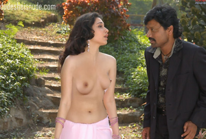 Tamanna's Naked Boobs | Dude She is Nude