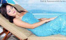 Myanmar sexy model, Moe Yu San's hot style photos