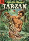 Vintage Gay Media History: Tarzan Beefcake: Vintage Book Cover Art