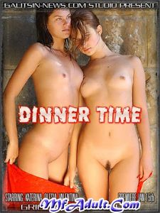 3xvnn: Galitsin-news - Dinner Time - Katerina Olesia & Valentina