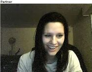 Pretty woman is acting funny ~ FUNNY CHATROULETTE, OMEGLE, CHATPIG AND
