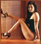 Escort Me Girls: Nude Lucy Liu