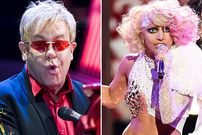 Gayest duet ever? Sir Elton and Lady Gaga will release single,