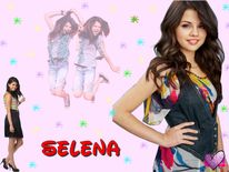 selena gomez wallpaper for computer2 « The Best Bollywood Dress