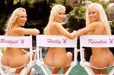 Bridget Marquardt , Kendra Wilkinson , Holly Madison