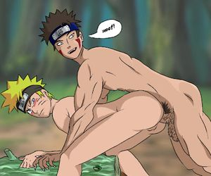 CrazyGaara+-+Rustle+in+the+bushes+(Kiba+x+Naruto+x+Lo jpg