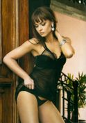 girl size: Gaby Spanic Naked
