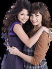 Demi Lovato e Selena Gomez PSDS PNG, fundo tranparente