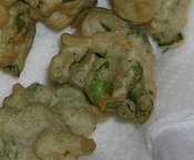 La strega in cucina: Frittelle di uomini nudi o bianchetti