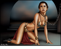 Cartoon Porn: Hot Nude Leia