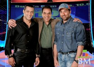 Simply Touch: Salman Khan And Sunny Deol Interview On Yamla Pagla