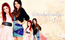 Victoria Justice & Ariana Grande