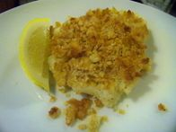 Shosh's yummy food: Baked Scrod A New England Staple