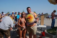 2008 Frisco, TX Jimmy Buffett Concert Tailgate Girls