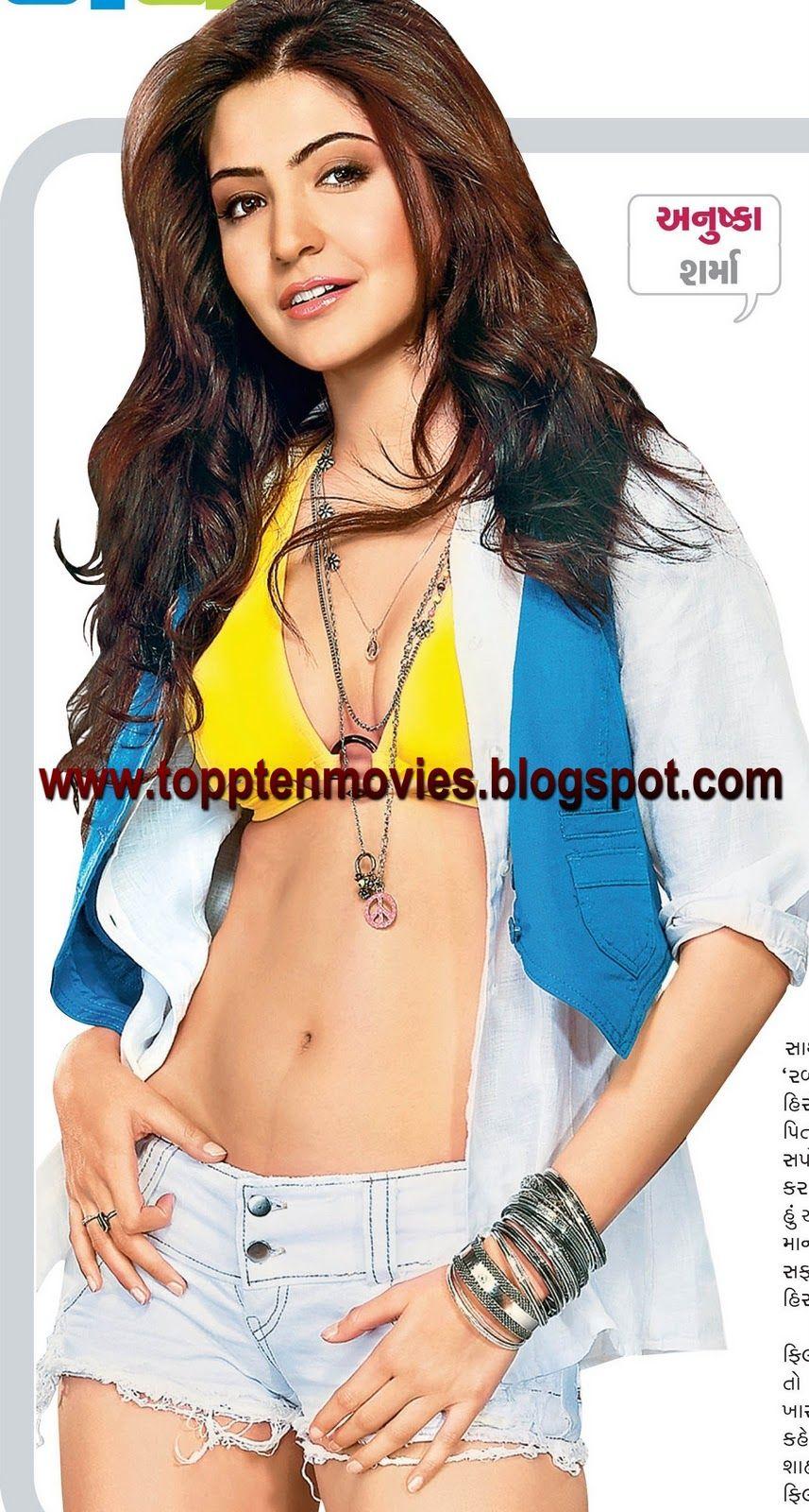 Anushka Sharma Sxy
